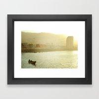 Serie Trui 003 Framed Art Print