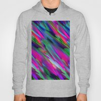 Colorful digital art splashing G400 Hoody