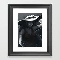 Marceline Framed Art Print