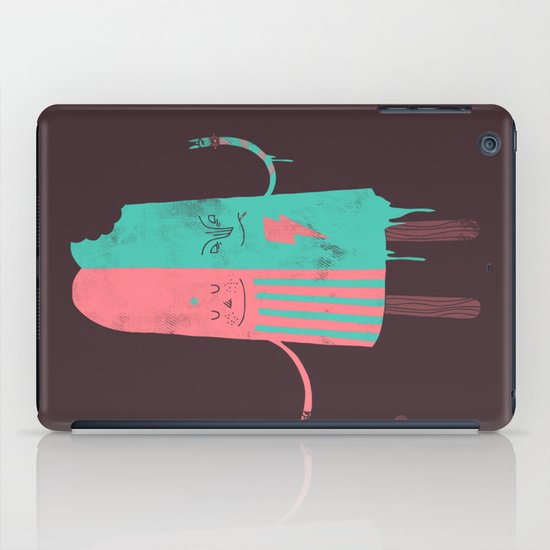 Non-Identical Twins iPad Case