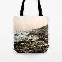 Maine Rocky Coast Tote Bag