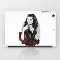 Maila Nurmi (Vampira) iPad Case