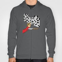 RAZOR CROSSWORD Hoody