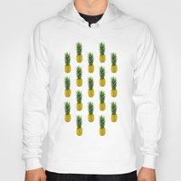 Pineapple Pattern Hoody