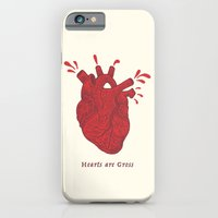 Hearts Are Gross iPhone 6 Slim Case