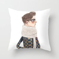 samuele Throw Pillow