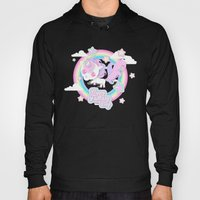 Happy Unicorn Hoody
