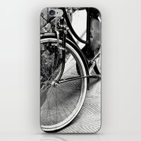 Bike Detail iPhone & iPod Skin