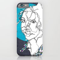 iPhone & iPod Case featuring .. by DEMETRI ESPINOSA
