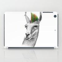 Llamahawk iPad Case