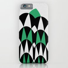 Modern Day Arches Green Slim Case iPhone 6s
