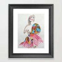 Study #20 Framed Art Print