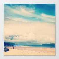 Padstow Estuary  Canvas Print