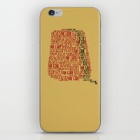 Fezzes Are Cool (Doctor … iPhone & iPod Skin