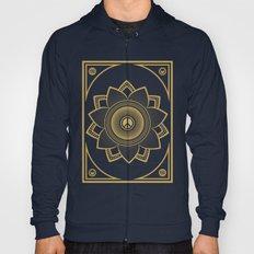 Peace Lotus Hoody