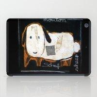 sheep iPad Case