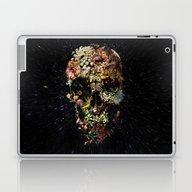 Smyrna Skull Laptop & iPad Skin