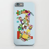 iPhone & iPod Case featuring NERD issimo by Gianluca Floris
