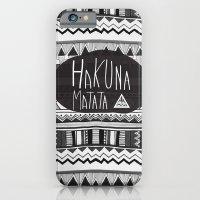 HAKUNA MATATA  iPhone 6 Slim Case
