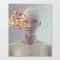 The Didact Canvas Print