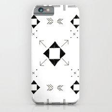 Secrets are safe iPhone 6s Slim Case