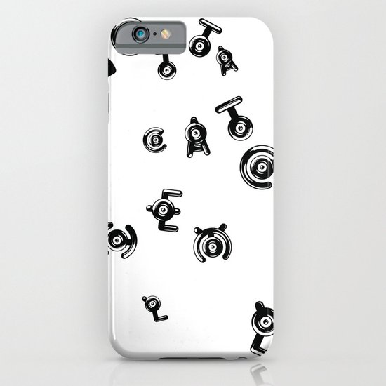 Unown - Pokemon iPhone & iPod Case