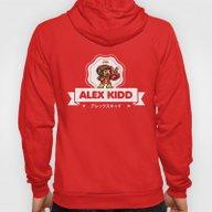 Alex Kidd Hoody