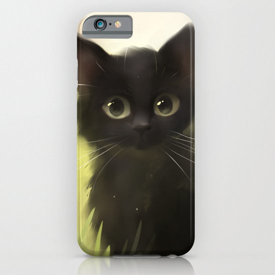 Savage Cat iPhone & iPod Case