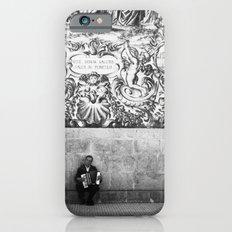 street musician iPhone 6s Slim Case