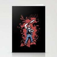 Pokevil Dead - Gotta Kill 'Em All Stationery Cards