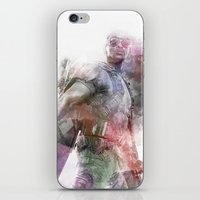 Falcon iPhone & iPod Skin