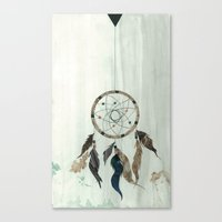 Dream Catcher Reservatio… Canvas Print