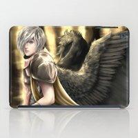 Angel Warrior iPad Case