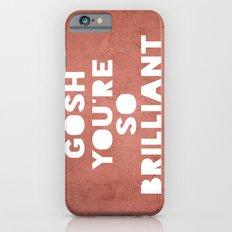 Gosh (Brilliant) Slim Case iPhone 6s