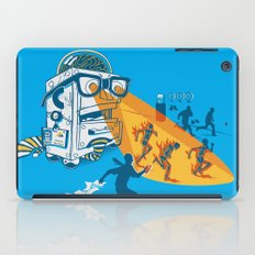 Bad Day At The Office iPad Case
