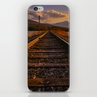 Grand Trunk Railway iPhone & iPod Skin