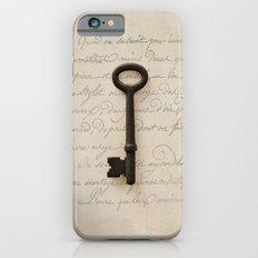 Solo Key Script Slim Case iPhone 6s