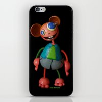Ivan Favolas iPhone & iPod Skin