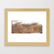 PETRA II Framed Art Print