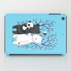 Bear Family iPad Case