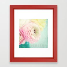 L A V I S H Framed Art Print