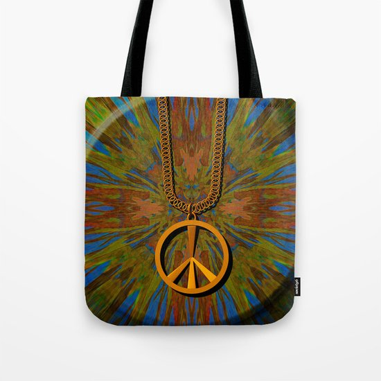 Child of the Sixties Tote Bag