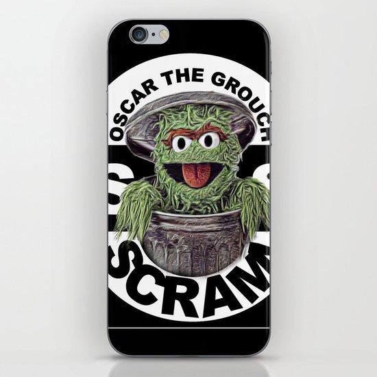 Scram! iPhone & iPod Skin