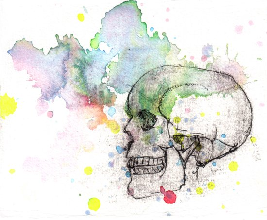 What's Underneath Art Print