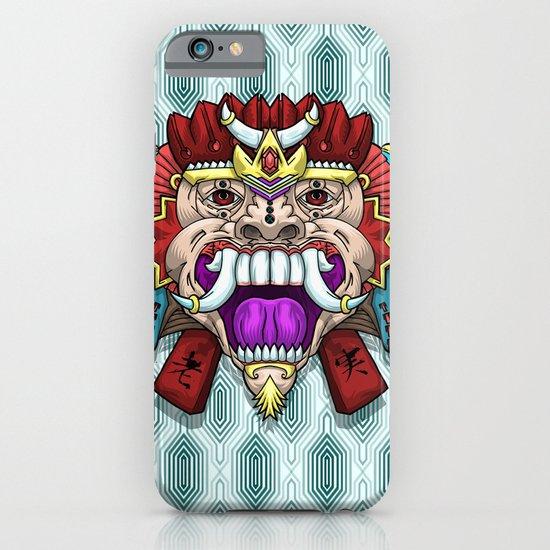 Greed Barong Mask iPhone & iPod Case