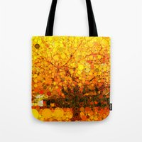 :: It Was All Yellow :: Tote Bag