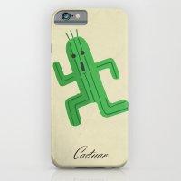 Cactuar iPhone 6 Slim Case