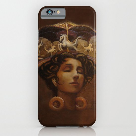 Brass Ring Dream iPhone & iPod Case