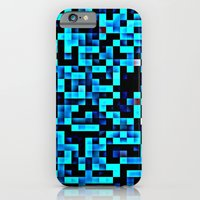 iPhone Cases featuring Pixel by 2sweet4words Designs