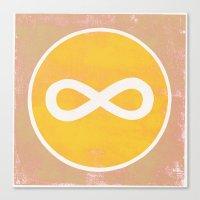 Infinity 1 Canvas Print